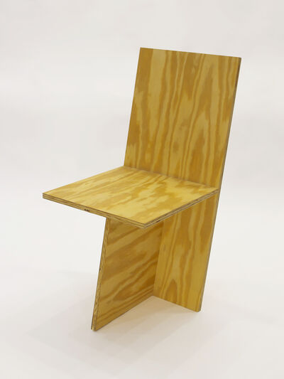 RO/LU, '+ Chair Ply', 2010