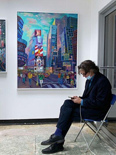 Thelma Appel, 'Times Square V', 2015
