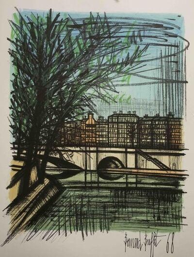 Bernard Buffet, 'La Seine I', 1968