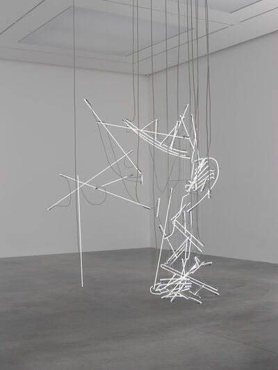 Cerith Wyn  Evans, '…take Apprentice in the Sun III', 2020