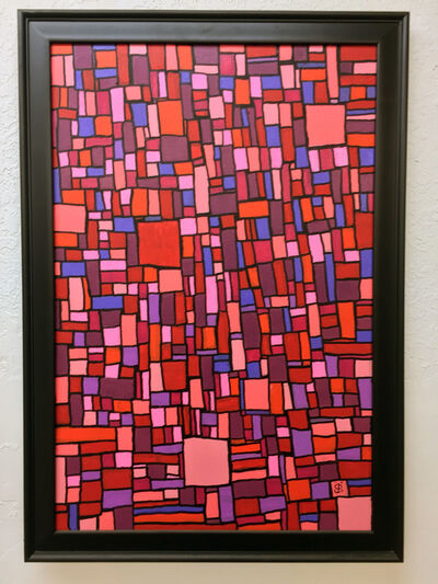 Jason Ostro, 'Expression in Flow #089', 2014
