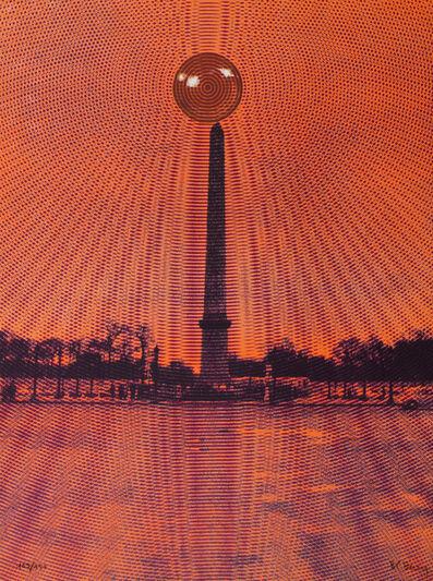 Pol Bury, 'Obelisk'