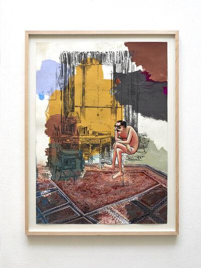 Friedrich Kunath, 'Rue Burnout', 2019