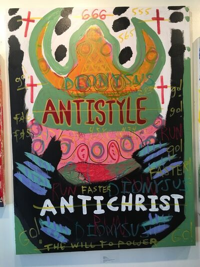 Langston Wesley, 'Antistyle', 2016