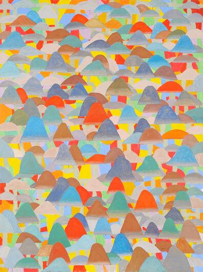 John Peart, 'Mantra Hills 2', 22000