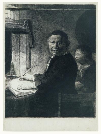 Rembrandt van Rijn, 'LIEVEN WILLEMSZ. VAN COPPENOL', ca. 1658