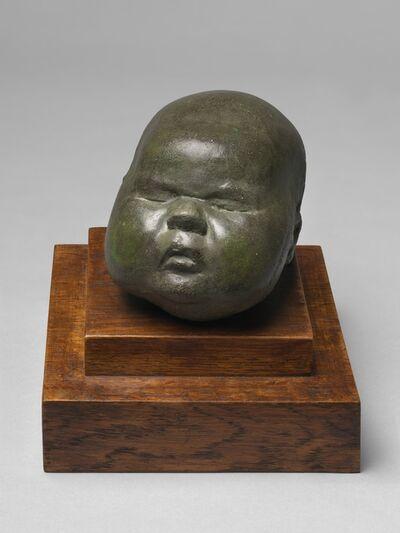 Henry Moore, 'Baby's Head', 1926