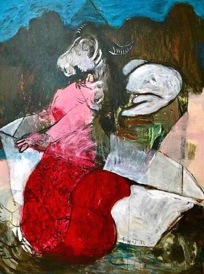 Adlane Samet, 'La traverse', 2016