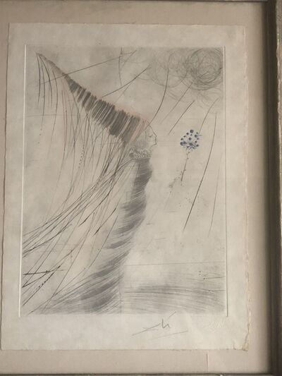 "Salvador Dalí, '""La Fee"" (The fairy)', ca. 1968"