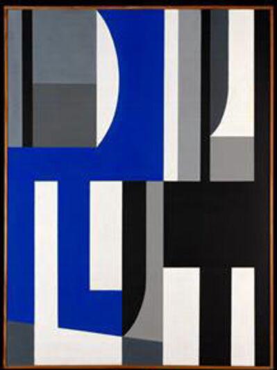 Georges Folmer, 'Grand Ramsès', 1954