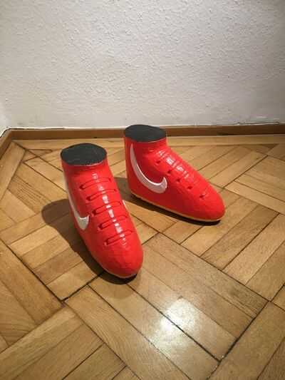 Cameron Platter, 'Red Shoes', 2007