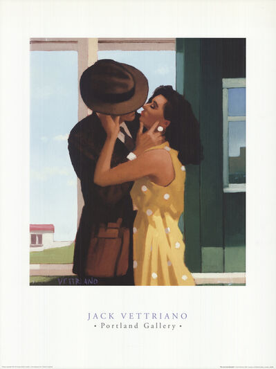 Jack Vettriano, 'The Last Great Romantic', 2005