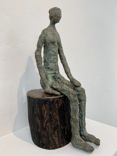 Brigitte McReynolds, 'Seated Woman', 2007