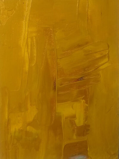 Xandra Breban, 'Yellow Vibes', 2020