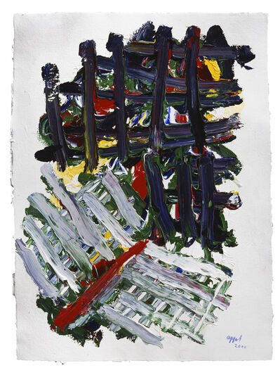 Karel Appel, 'Untitled', 2000