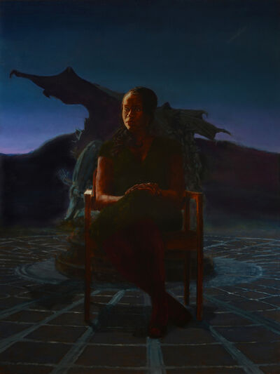 Kimathi Donkor, 'The Rescue of Andromeda', 2011