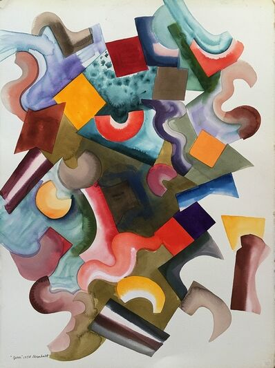 Amaranth Ehrenhalt, 'Zara', 1958