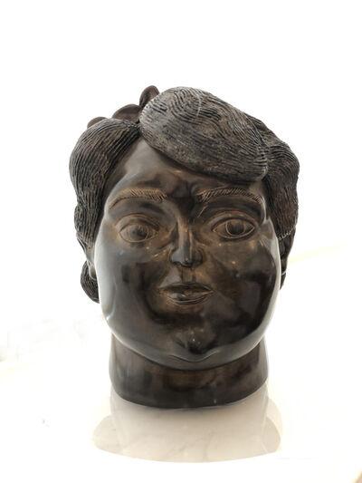Fernando Botero, 'Head', 1985