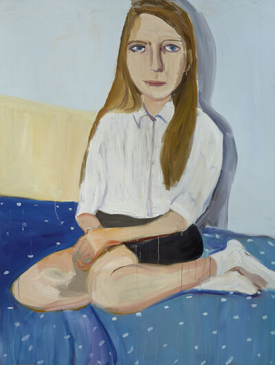 Chantal Joffe, 'Marina', 2014
