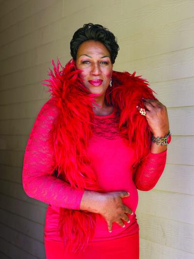 Jess T. Dugan, 'Dee Dee Ngozi, 55, Atlanta, GA', 2016
