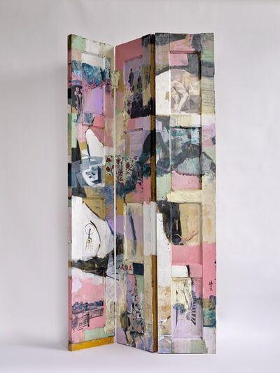 Wang Haichuan, 'Folding Screen #5', 2019