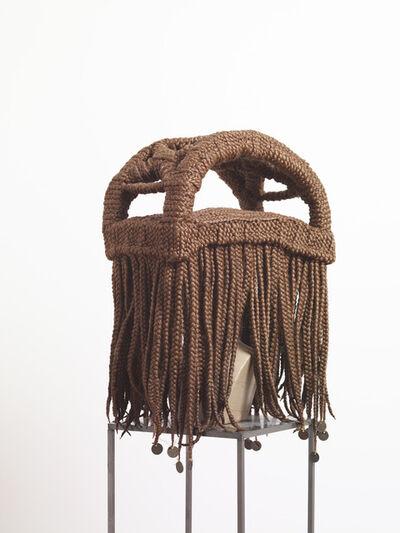 Meschac Gaba, 'Kwame N'Krumah (perruque MAVA-musée d'art de la vie active)', 2010-2011