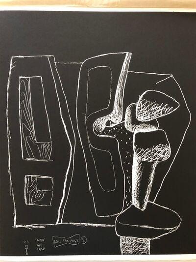 Le Corbusier, 'Ubu Le Panurge ', 1962