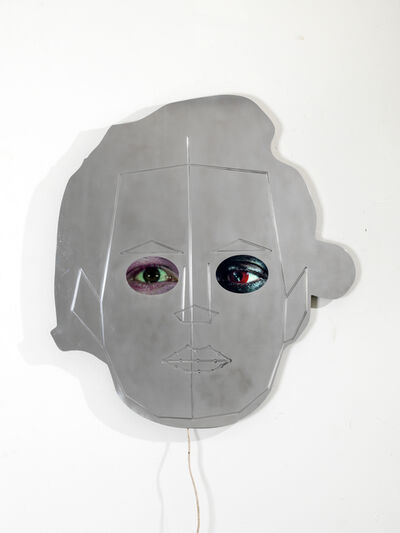 Tony Oursler, 'CRE', 2014