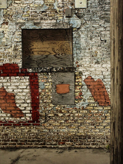 Shirley Rabe' Masinter, 'Wall'