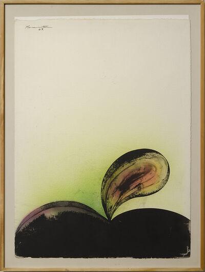 Matsumi Kanemitsu, 'Morning Series #16', 1968