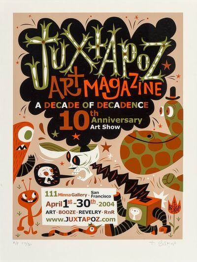 Tim Biskup, 'Juxtapoz Art Magazine', 2004
