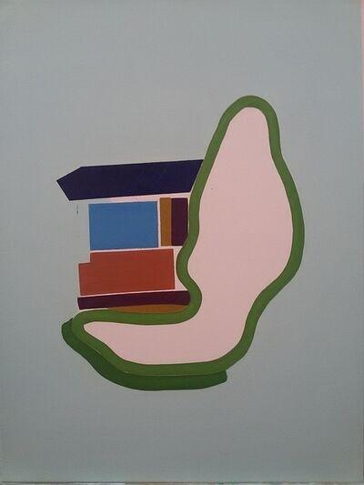 Vasilena Gankovska, 'Colouring the Structure III', 2016