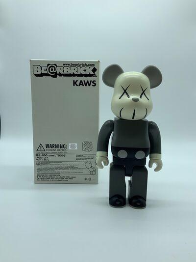 KAWS, 'KAWS 400% (Grey)', 2002