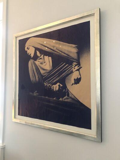 Andy Warhol, 'Martha Graham', 1986