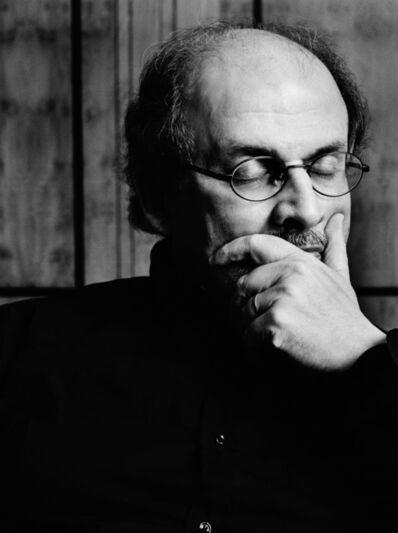 Mathias Bothor, 'Salman Rushdie', 2007-2008