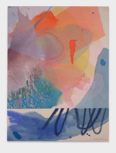 Heather Day, 'Red Orange Epilogue', 2020