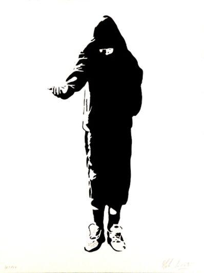 Blek le Rat, 'Beggar', 2006