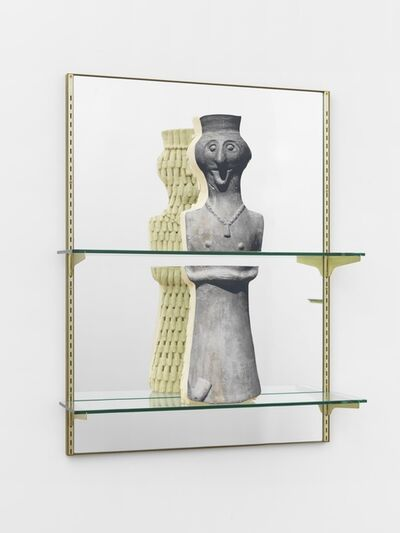 Ry Rocklen, 'Handywoman, Iran, 7th-6th Century B.C.', 2015
