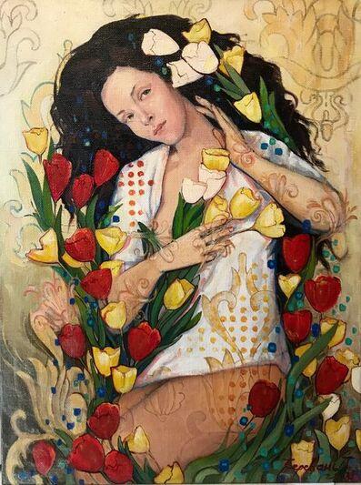 Tetiana Cherevan, 'I'll give you flowers', 2013