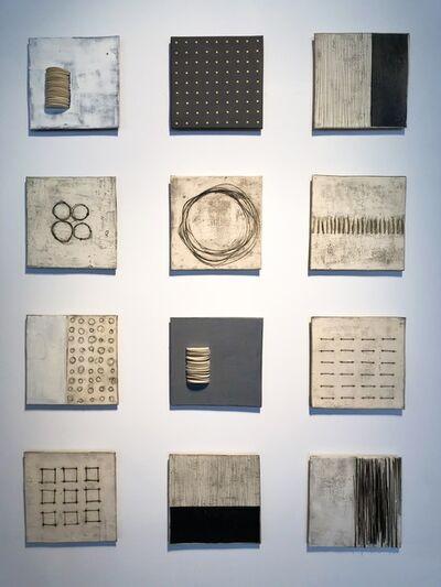 Lori Katz, 'Large Squares #1-12', 2018