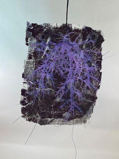 Estrid Lutz, 'Streams DEAD CORALS', 2020