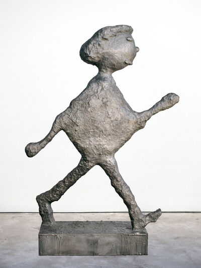 Donald Baechler, 'WALKING FIGURE ', 2008
