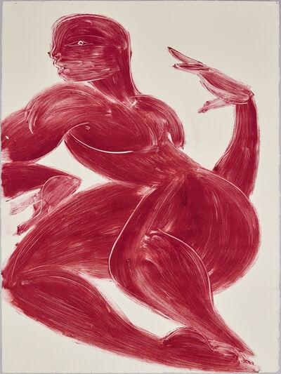 Tunji Adeniyi-Jones, 'Dancing Figure III', 2018