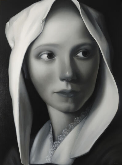 Mary A. Waters, 'Woman with Headdress', 2010