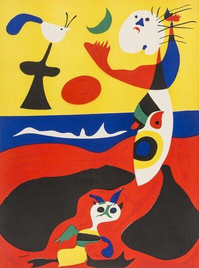 Joan Miró, 'L'Eté (Summer) (Dupin 1310)', 1938