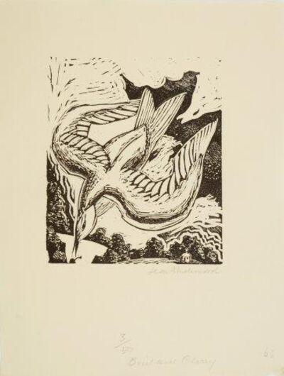 Leon Underwood, 'Bird and Cherry'