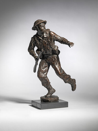 David Williams-Ellis, 'D-Day Soldier V', 2019