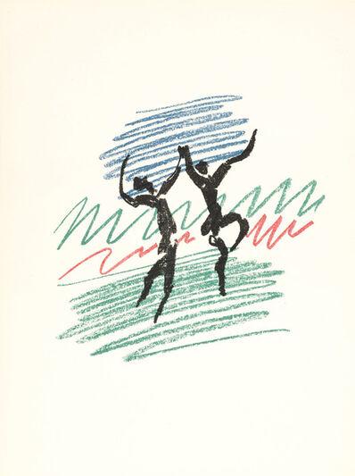 Pablo Picasso, 'La Danse', 1955