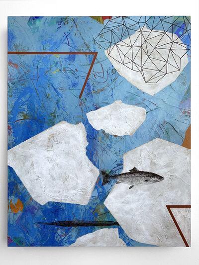 Karen Gunderman, 'Floes and Spindrift', 2019