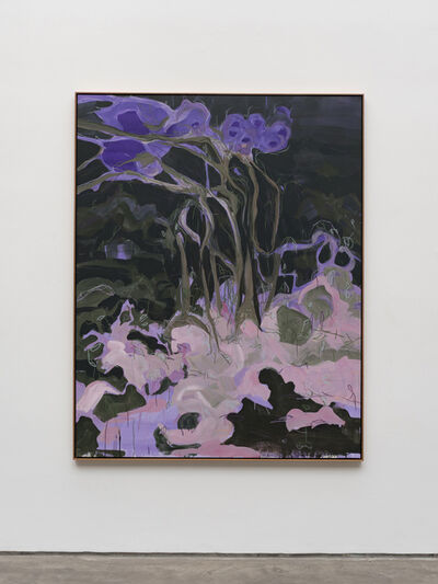 Janaina Tschäpe, 'Purple Forest Roam', 2019